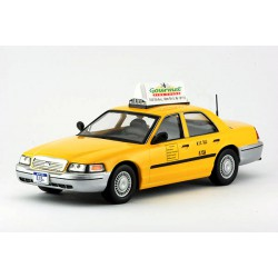 1998 Ford Crown Victoria - New York TAXI – 1/43