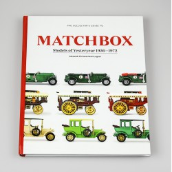 Publikace o všech variantách modelů Matchbox Yesteryear – 'Collector's Guide to MATCHBOX Models of Yesteryear 1956–1972'